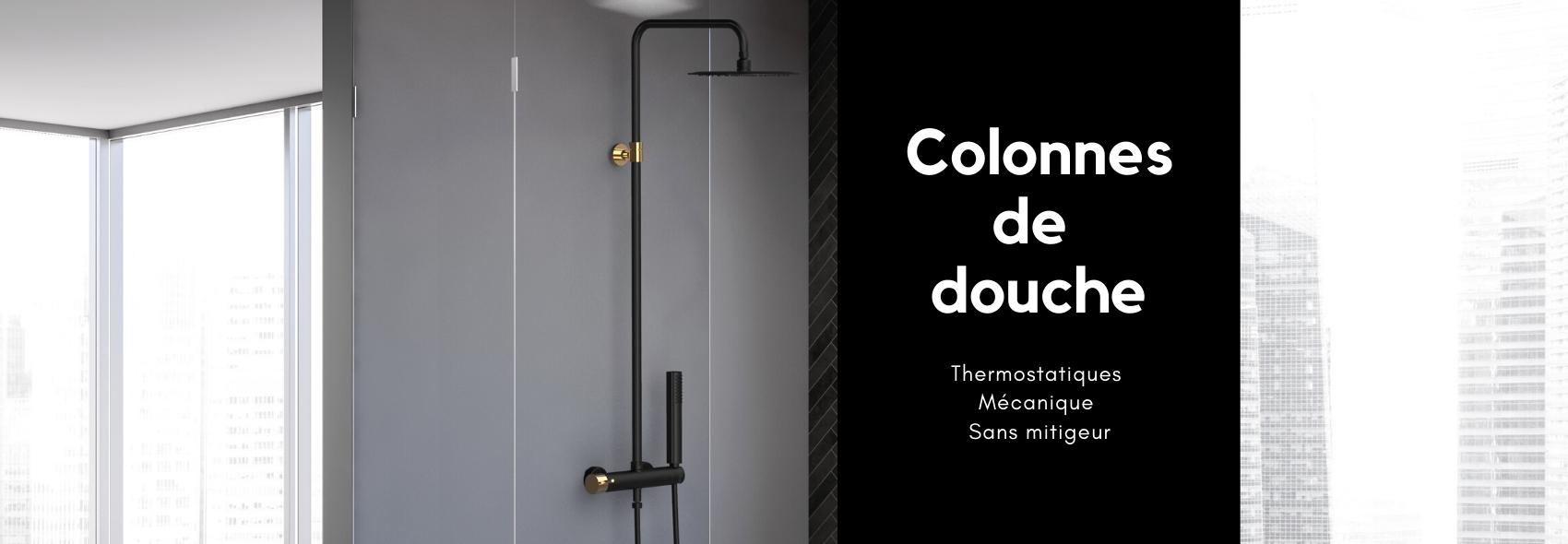 Colonnes de douche