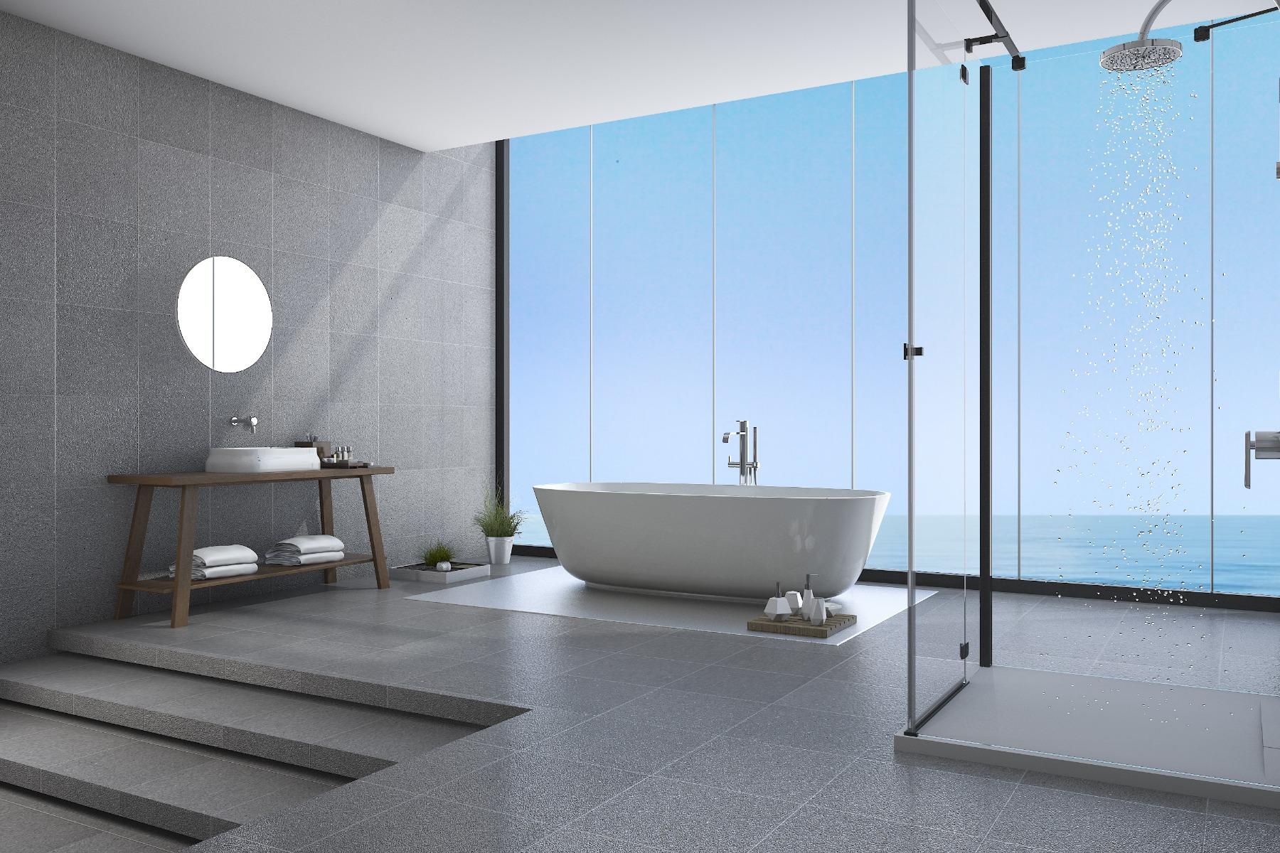 créer une ambiance bord de mer dans votre salle de bain !