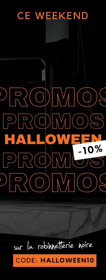 DemocatikDesign bloc promo Halloween