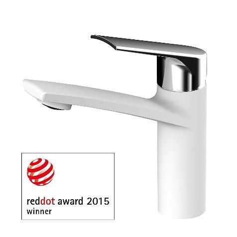 Robinet design Essebagno primé par un Reddot design award