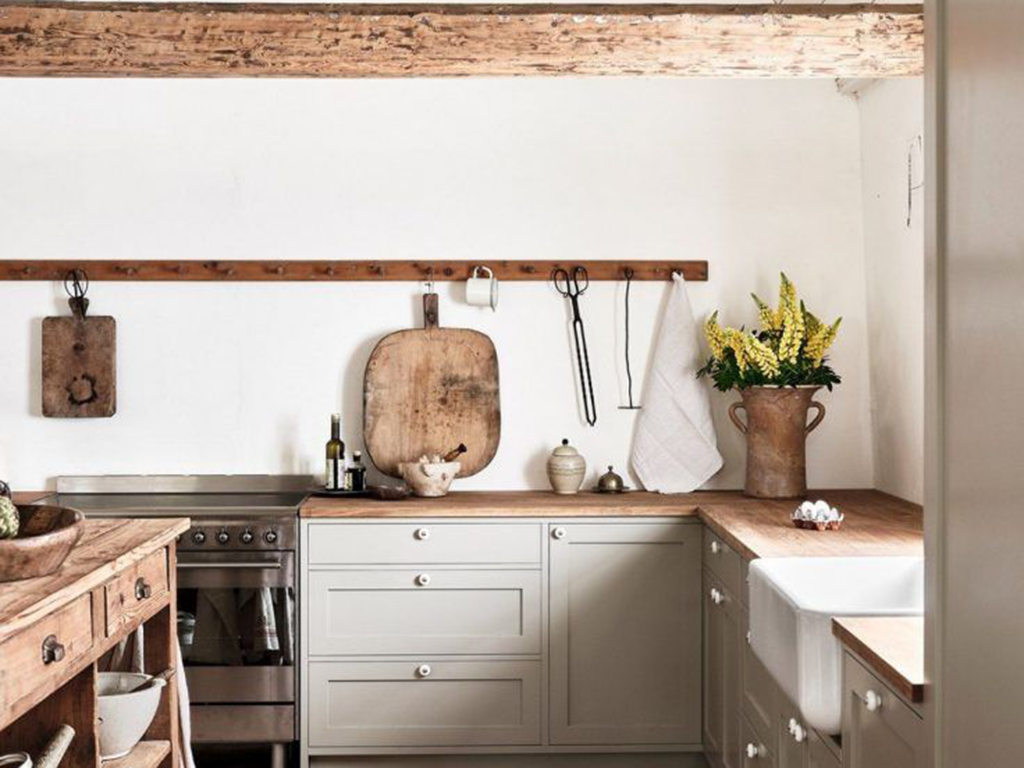 6 conseils à adopter pour une cuisine vintage.