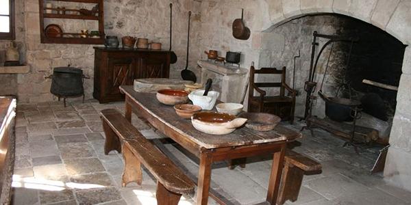 Les cuisines du moyen-age