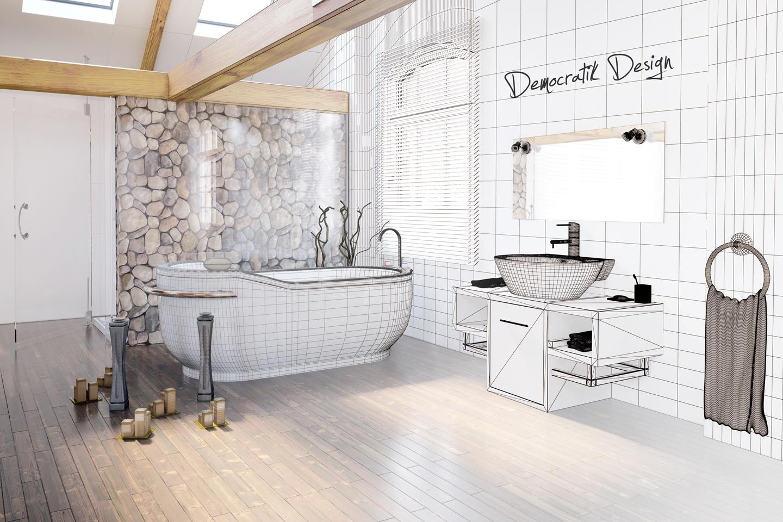 Différents types de robinets