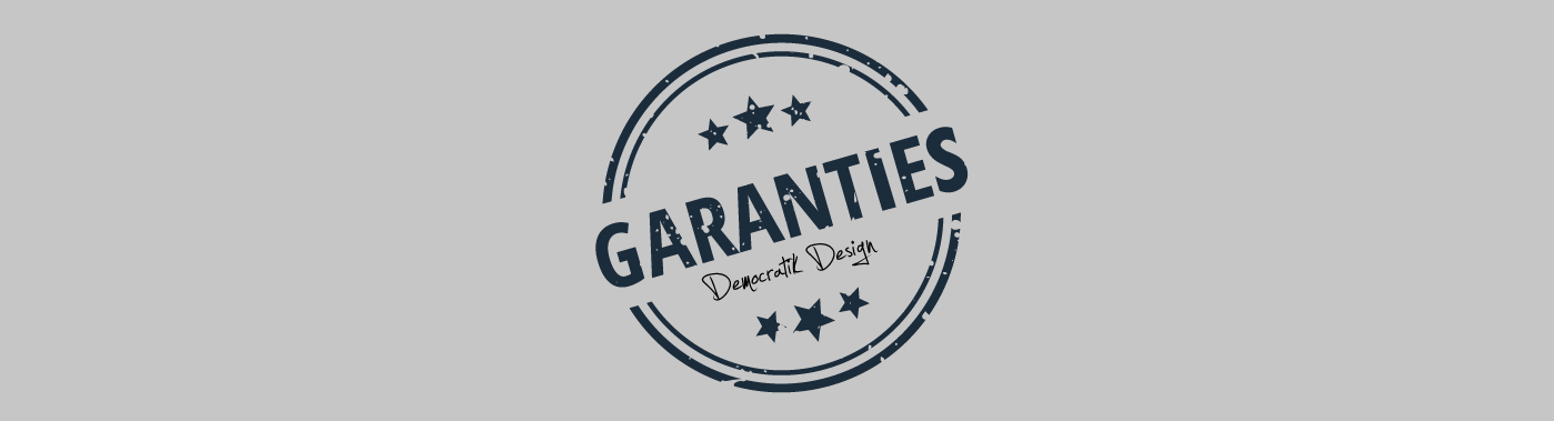 DemocratikDesign garanties